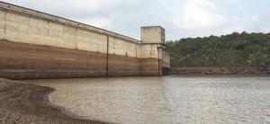Hazelmere Dam Low Water