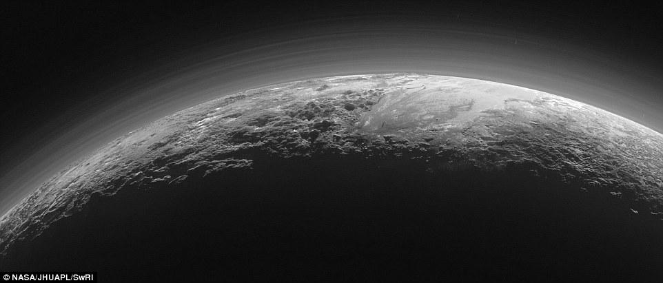 Pluto Horizon