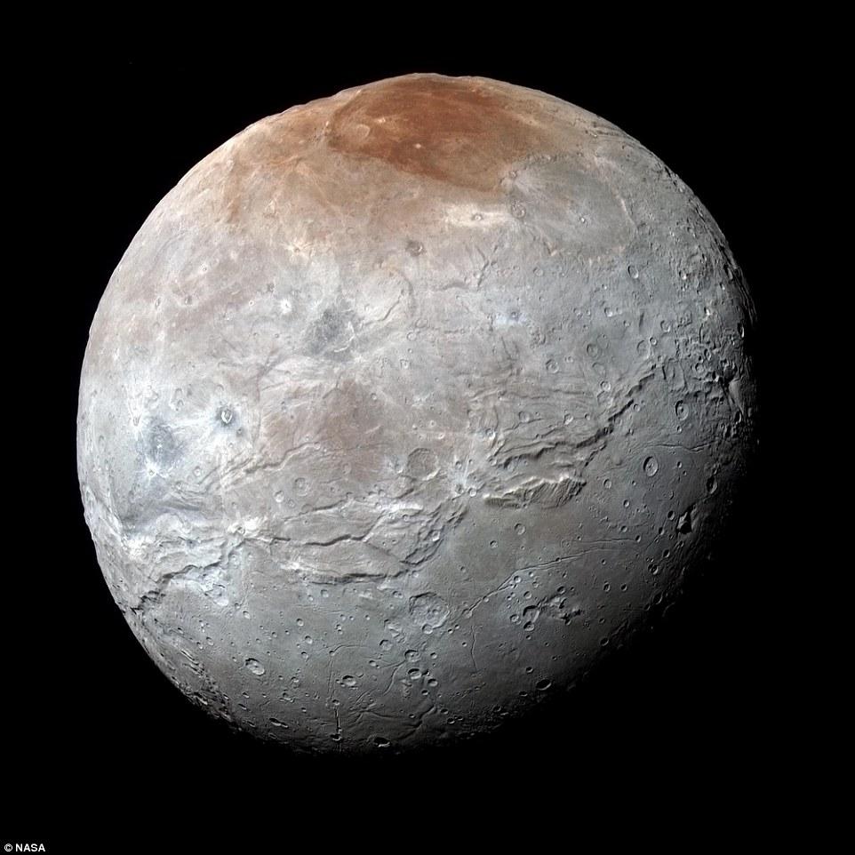 Pluto Moon